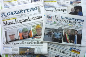 Skandal als Dauerauftrag: Il Gazzettino