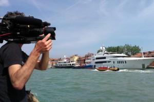Biennale Bilder-Yacht