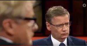 Von der Rolle: Jörges und Jauch (Screenshot ARD)