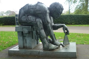 Eduard Paolozzi: Master of the Universe (Foto: Kim Traylor /CC BY-SA 3.0)