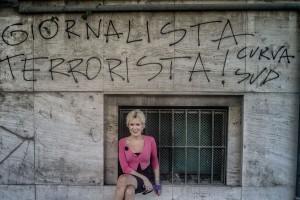 Schrecklich hartnäckig: Petra Reski (Foto: Shobha)